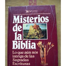 Misterios De La Biblia-ilust-p.dura-f.grande-readers Digest