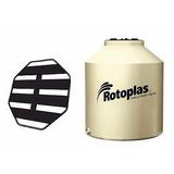 Tanque Rotoplas 1100 + Base Plana, Envío Gratis Caba Gba