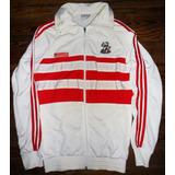 Campera River Plate adidas 1986 Original De Época Leoncito