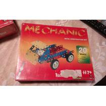 Excelente Mecano De Metal Año 1993 De Colección