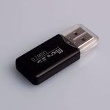 Leitor Pen Drive Para Cartao Sd Ate 64 Gb Usb 2.0 Micro Sd
