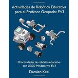 Libro Actividades De Robotica Educativa Para El Profesor Ocu