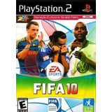 Patch Fifa 10 Br Compra Jogo Ps2 Play 2 Playstation2 Play 2
