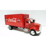 Trailer Torton Peterbilt Coca Cola 1:43