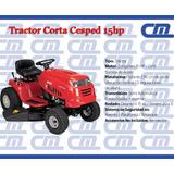 Tractor Corta Cesped 15hp Mtd