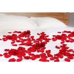 Pétalas De Rosas Para Decorações Com 320 Unidades