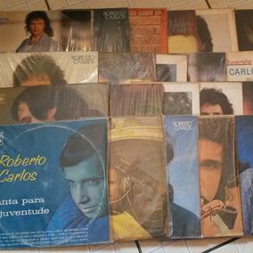 Lote 10 Lps Roberto Carlos