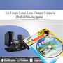 Kit Limpa Lente Cd / Dvd/ Game / Pc
