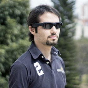Óculos De Sol Com Câmera Sport Hd - Leadership