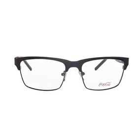 158299b3bda71 Coca Cola-3455- Óculos De Grau-preto E Vermelho
