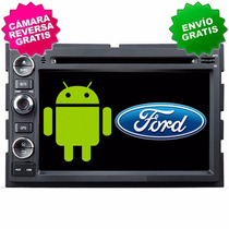 Ford Android 5.1.1 Gps Mustang Lobo Explorer Edge Escape Dvd