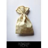 Bolsitas De Lienzo Souvenirs, Bodas, 15 Años, Nacimientos