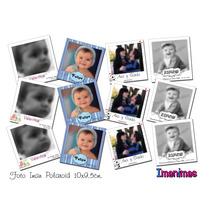 Foto Iman Polaroid, Souvenirs. Tamaño 10x9,5cm - 10 U