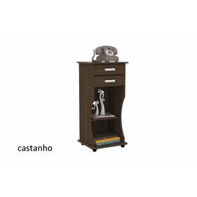 Mesa Telefone 2000 Castanho - Comprar Móveis
