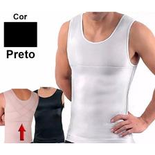 Kit Com 2 Cintas Slim Fitness Redutora Medidas Postural