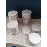 Monedas Lote De 64 Pzs. De $20.00 Cultura Maya 1980, 1, 2 Y