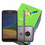 Smartphone Moto G5 Android 7 Tela 5 Desbloqueio Com Sensor
