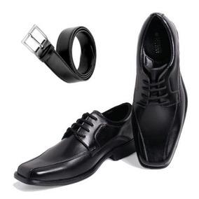 Grande Queima De Estoque Sapato Social + Cinto Grátis