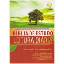 Bíblia De Estudo Leitura Diária / Editora Central Gospel