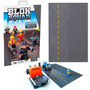Placa Base Para Carros Lego O Megabloks Excelente Precio