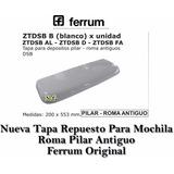 Repuesto Tapa Deposito Mochila Pilar Ferrum Original Antigu