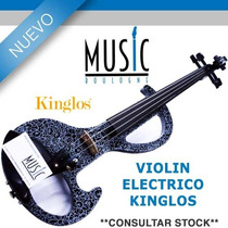 Kinglos Violin Electrico - Bm Music Boulogne -