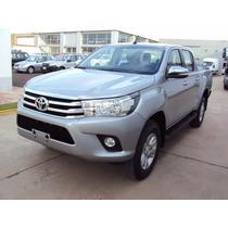 Toyota Hilux 4x2 D/c Srv 2.8 Cuero M/t - Entrega Inmediata