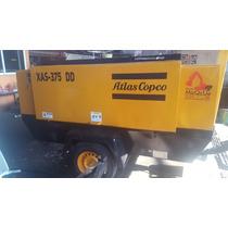 Compresor 375pcm Atlas Xas 375dd Año 2011 Seminuevo