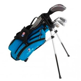Set Junior Us Kids Celeste 6-8 Años Ultralight 48 Rieragolf