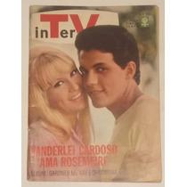 Tv Intervalo Nº 169 - 1966 - Roberto Carlos / Elis Regina