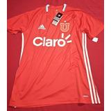 Camiseta U De Chile adidas Original Roja