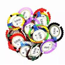 Lote De 50 Pulseras Lokai + Envío Gratis + Colores A Elegir