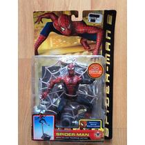 Figura 6 Spiderman Hombre Araña Marvel Web Trap 36 Artic .