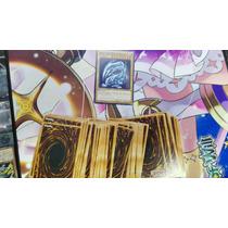 Blue Eyes White Dragon Y 100 Cartas Al Azar Yu Gi Oh!