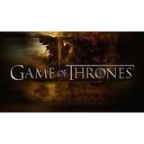 Game Of Thrones (juego De Tronos) Dual Audio 7 Temporadas