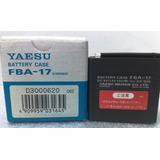 Pack Para Pilas Fba-17 Yaesu Ft-23r Ft-411