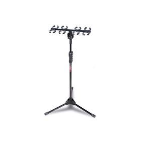 Suporte Pedestal Ibox Para Microfone Com Oito Suportes - Sm8