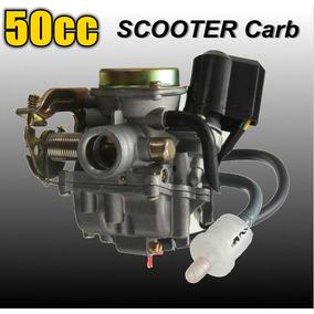 Carburador Scooter 50cc 4t - Shineray - Jonny - Wuyang
