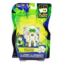 Juguete Cartoon Network Bandai Ben 10 Alien Force 4 Pu W73