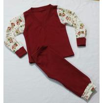 Pijamas Bebé Navidad 24m
