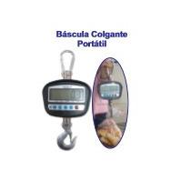 Bascula Metrology Colgante Portatil 300kg
