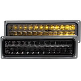 Cv Full Size / Blazer 88-98 Park L.e.d Lights Smoke