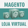 Magento Loja Completa + Modulo Mercadolivre + Jadlog