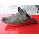 Antigo Sapato De Cavalo Em Metal/bem Conservado/decoração