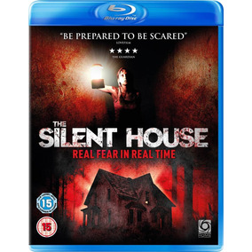 Blu Ray Horror Terror Silent House La Casa Del Miedo Tampico