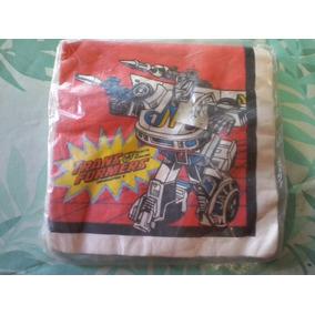 Transformers Generation-retro Servilletas Estamp.paq.16 Unid