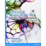 Como Programar Internet & Worl D Wide Web Autor Deitel