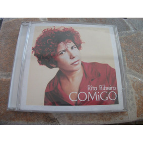 Cd - Rita Ribeiro Comigo Album De 2001