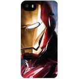Capinha 3d Homem De Ferro Moto Iphone 4/4s/5/5s/5c/6/6 Plus