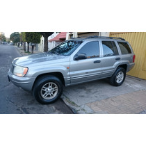 Jeep Grand Cherokee Limited Muy Linda Camioneta La Mas Full